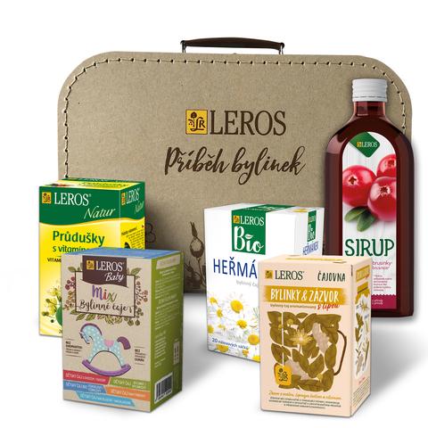 Obrázok produktu Tajemství bylinného kufříku