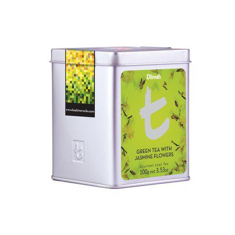 Obrázek produktu Dilmah Green Tea with Jasmine Flowers sypaný