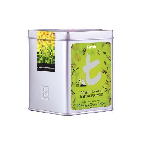 Obrázek produktu Dilmah Green Tea with Jasmine Flowers
