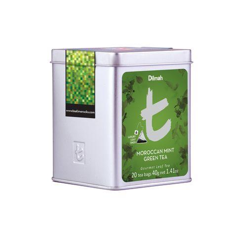 Obrázek produktu Dilmah Moroccan Mint Green Tea