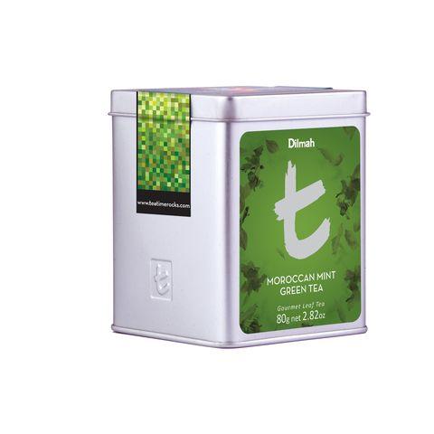 Obrázek produktu Dilmah Moroccan Mint Green Tea sypaný