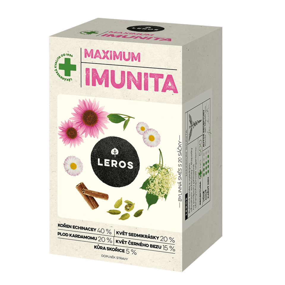 LEROS Maximum imunita
