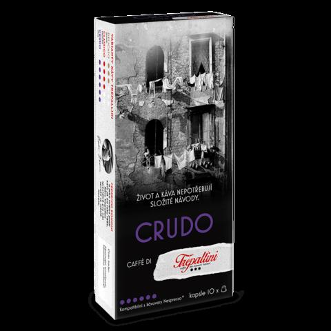 TREPALLINI TREPALLINI CRUDO kapsle pro kávovary Nespresso 10 ks